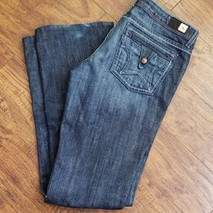 People's Liberation Jeans Tanya Boot cut 27 x 31